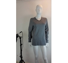 M&S Marks & Spencer with cashmere and silk Grey Size: S