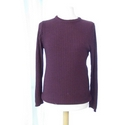 River Island Long Sleeved Jumper Red Size: S