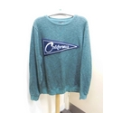 River Island Jumper Green Size: M