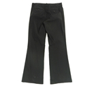 Tommy Hilfiger Casual Boot-cut Trousers Black Size: 30""