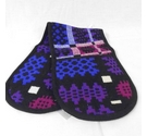 Welsh Tapestry Wool Double Oven Gloves/Pot Holder