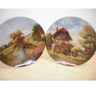 Christian Luckel Seltmann Weiden Collectors Plates - set of 10