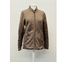 Peter Storm Full Zip Fleece brown Size: 12