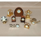 9 x Miniature Clocks