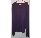 M&S Marks & Spencer Sweater Purple Size: L