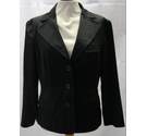 Hugo Boss Suit Jacket Black Size: 10