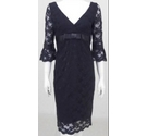 Autograph Lace dress black Size: 10