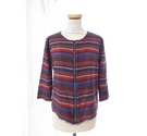 Sonia Rykiel Zipped Cardigan Multicoloured Size: M