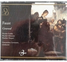 Charles Gounod 'Faust' - Three CD and Booklet Set
