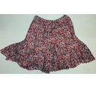 East flaired skirt Multi coloured Size: 16