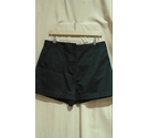 Fred Perry Culotte Cotton Shorts Black Size: 32""