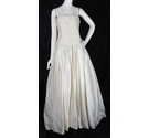 Hayley J-Size 12-Champagne-Ball Gown Wedding Dress