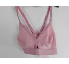 NWOT Marks & Spencer Cross at the Back Bra Size 32B Pink Size: M