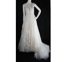 Willowby by Watters-Size 6/8-Ivory-Tulle Wedding Dress