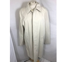 Paul Smith light weight rain coat trench cream Size: L