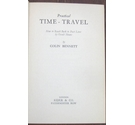 Practical Time-Travel How to Reach Back to Past Lives by Occult Means