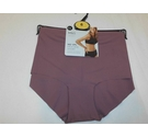 NWOT Marks & Spencer High Rise Shorts Knickers Truffle Brown Size: 6