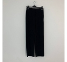 Burberry Straight Trousers Black Size: 29""