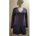 Monsoon Buttoned cardigan Blue Size: 14
