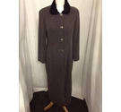 Joseph Ribkoff Long Cardigan Brown & Black Size: 10