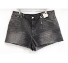 M&S Marks & Spencer Denim shorts Brand New Grey Size: 38""