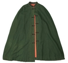Wells and Co 1957 Vintage Nurse's Cloak Forest Green Size: One size: regular