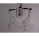 NWOT Marks & Spencer Full Cup Underwired Bra Sz 34A White Size: S