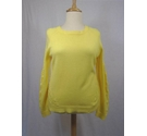 Per Una Jumper Yellow Size: 14