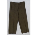 Alexander Mcqueen Trousers Copper Size: 28""
