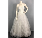 Princess Strapless Wedding Dress