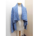 Fat Face Cardigan Blue Size: 16