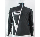 Quechua Outdoor Pursuits Jacket Black/White Size: S