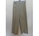 Emporio Armani Tapered Trousers Beige Size: 38""