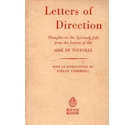 Letters of Direction - thoughts on the spiritual life from the letters of the Abbe de Tourville