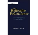 The Reflective Practitioner - How Professionals Think in Action - Donald A Schon 1991 PB ex-library