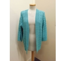 Eastex Cardigan Green Size: 18