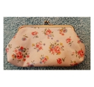 Cath Kidston floral print purse Cream Size: One size