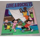 Love and Rockets comic no 37 - February 1992
