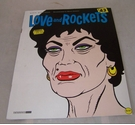 Love and Rockets comic No 43 - December 1993