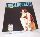 Love and Rockets comic no 40 - January 1993