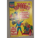 Planet Comics Giant Superboy Album no 13