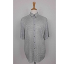 Unbranded Vintage Shirt Silver Size: XL