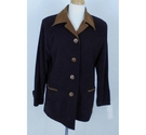 Kaixi Beilong Jacket Dark Brown Size: L