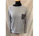 Quicksilver Jumper Grey Size: XS