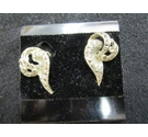 Silver Plated Clip On Earrings
