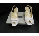 Van Dal Sandals Wedge white Size: 3.5