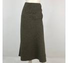 Laura Ashley Maxi Skirt Green Size: 14