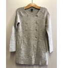Gap Ladies Cardigan- Grey- Size: S