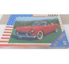 BRAND NEW!! Fame Puzzles US Cars 2. Ford Thunderbird, 1000 piece jigsaw
