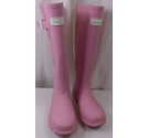 Joules Wellingtons Pink Size: 4